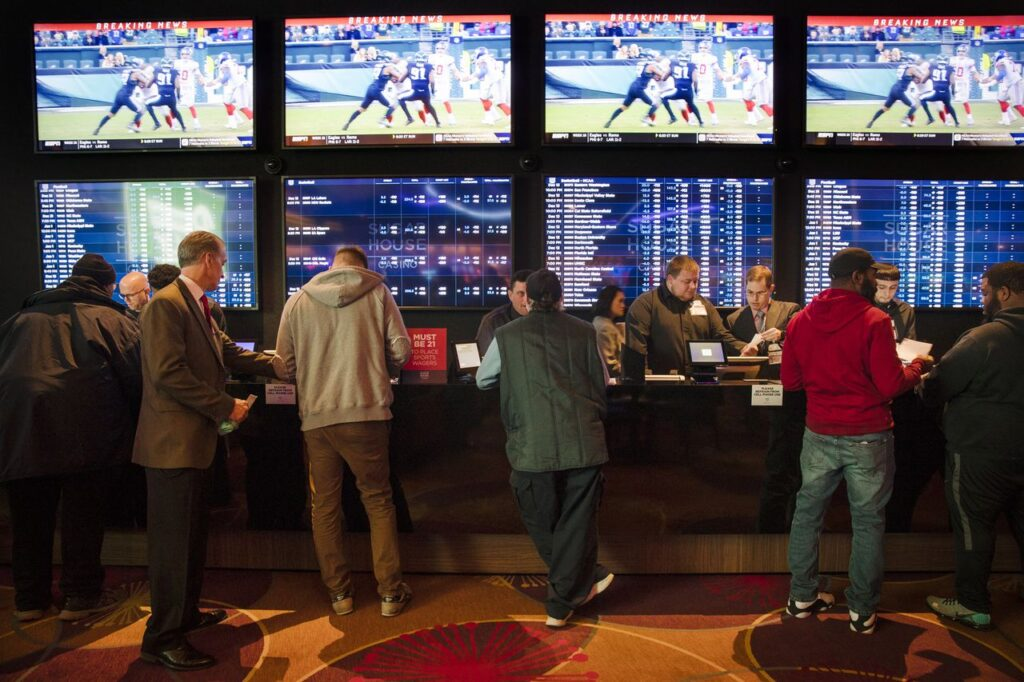 Sports Betting – Your Bet on Your Team