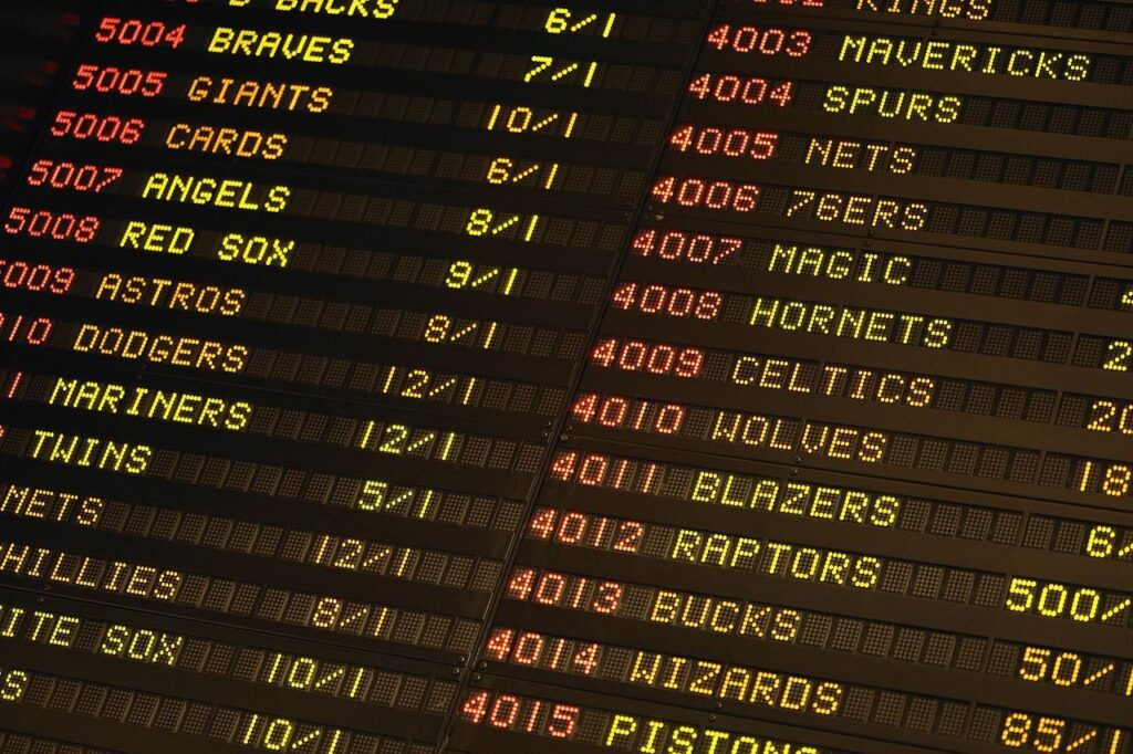 Why is online sports betting fun?